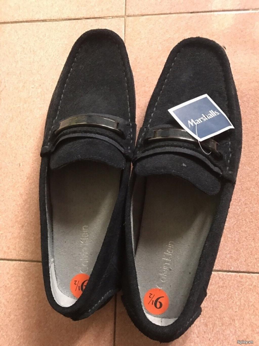 giày mọi CK da lộn xách tay US cưc đẹp.....^^ - 2