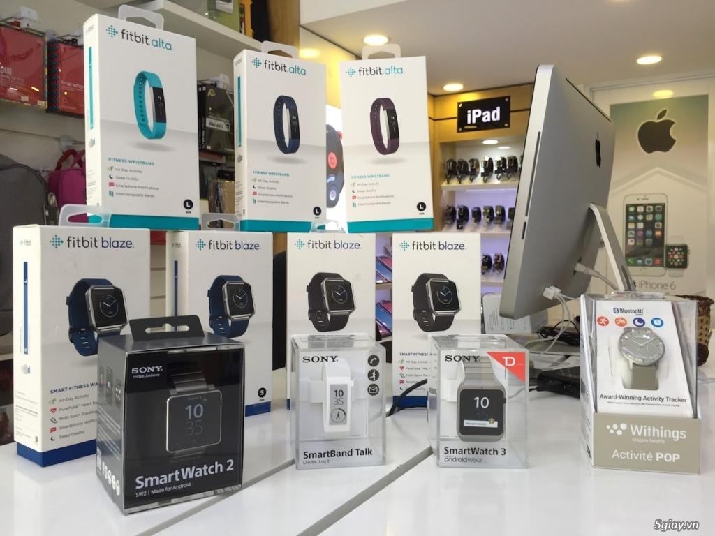 Chuyên Apple Watch | Fitbit giá tốt. ALTA: 1.550k, ALTA HR, CHARGE 2, VERSA, IONIC. Phụ kiện Fitbit - 18