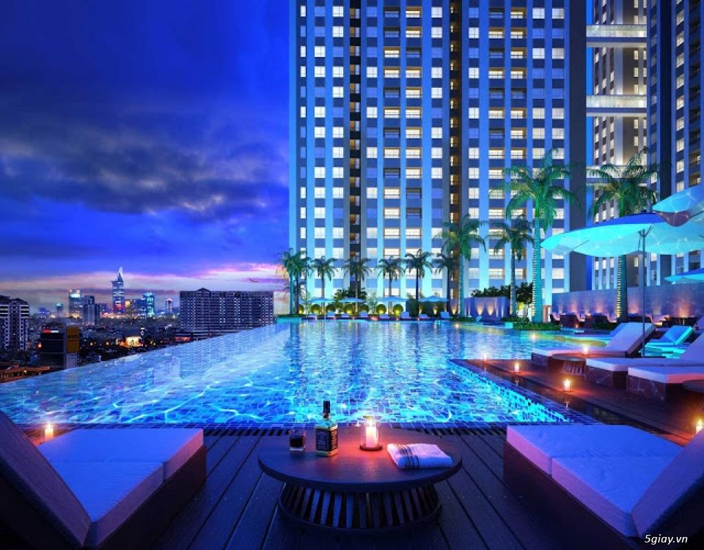 Bán căn hộ Hưng Phát, Phú Mỹ Hưng, bàn giao 2017, căn 2 PN(75 m2) - 4