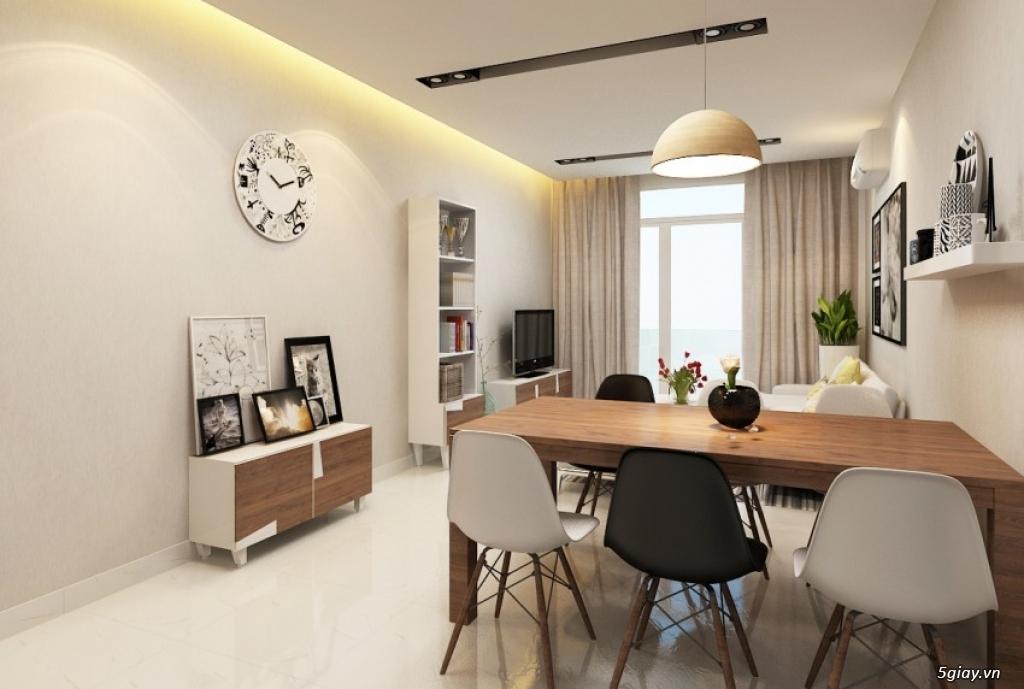 Bán căn hộ Hưng Phát, Phú Mỹ Hưng, bàn giao 2017, căn 2 PN(75 m2) - 1