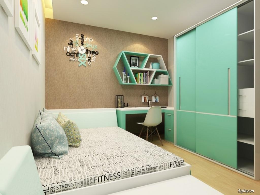 Bán căn hộ Hưng Phát, Phú Mỹ Hưng, bàn giao 2017, căn 2 PN(75 m2) - 3
