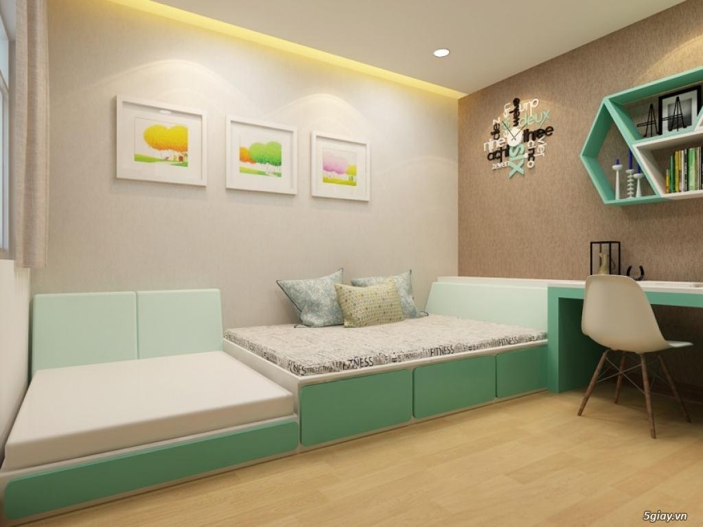 Bán căn hộ Hưng Phát, Phú Mỹ Hưng, bàn giao 2017, căn 2 PN(75 m2) - 2
