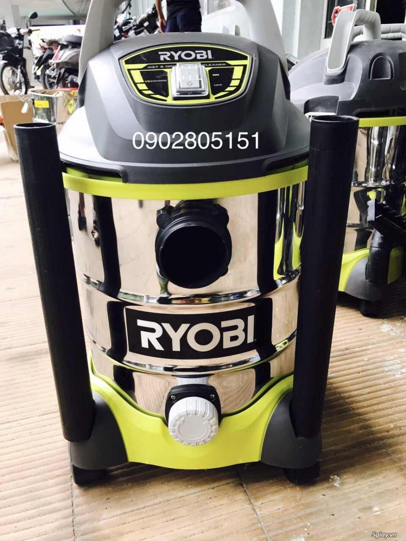 Siêu thị duy nhất chuyên thanh lý máy móc dụng cụ điện cầm tay Ryobi,Ozito nhập từ Úc - 3