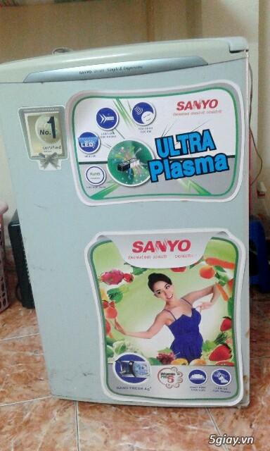Can ban lai tu lanh mini sanyo 110ml - 3