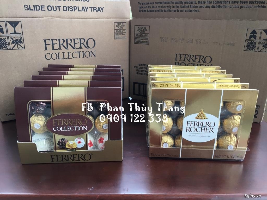 Socola Ferrero Rocher hộp 12 viên - 1