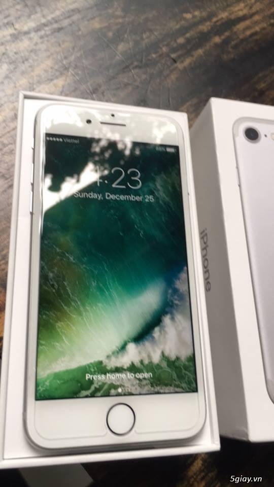Iphone 7 256Gb màu Silver fullbox active rồi như mới - 3