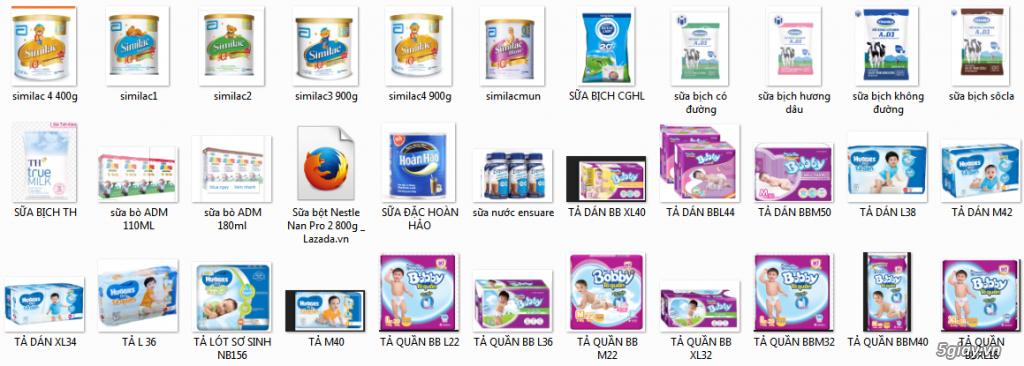 TQ-Sản phẩm Mẹ và Bé-Bao giá toàn quốc-Số lượng ít - 1
