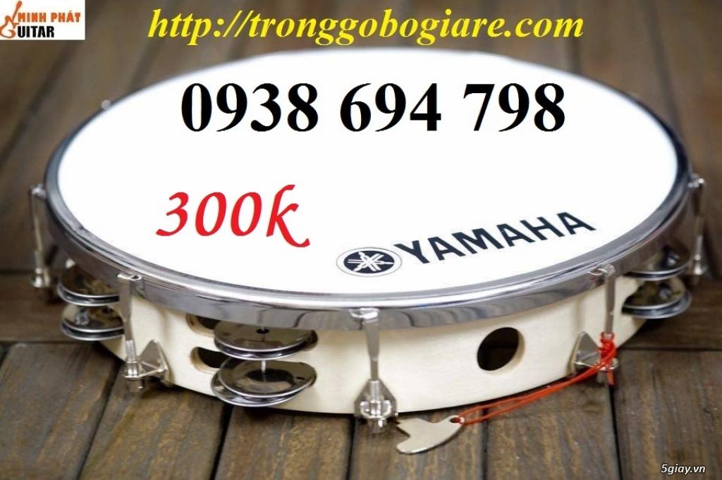 www.123raovat.com: trống lục lạc gõ bo inox chỉ 350k