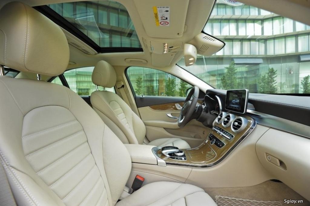 [Mercedes-Benz C200 C250 Giảm 3.5 %] Siêu xe đoán Tết - 1