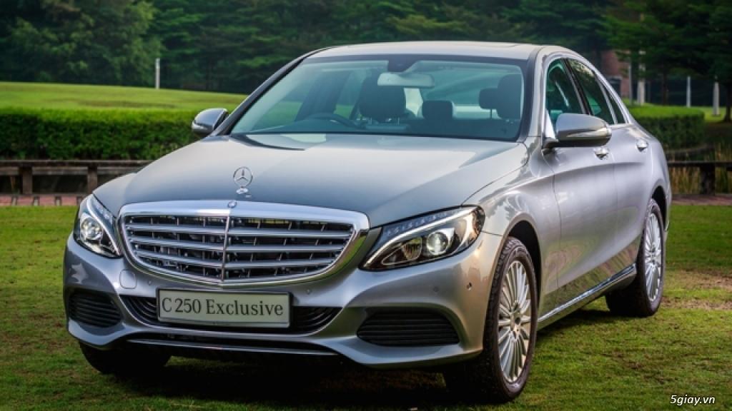 [Mercedes-Benz C200 C250 Giảm 3.5 %] Siêu xe đoán Tết
