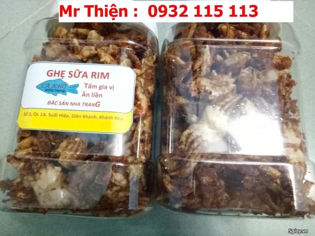 [Sale off 10%] Chuyên khô cá, ghẹ rim Nha Trang - 2