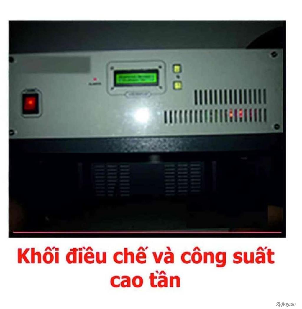 Khối điều chế và công suất cao tần - Việt Hưng Audio - 1