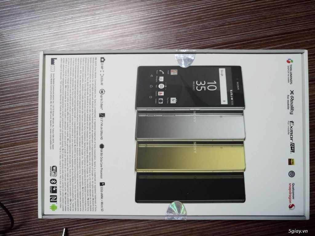 sony z5 premium mau chrome 8tr2 - 7