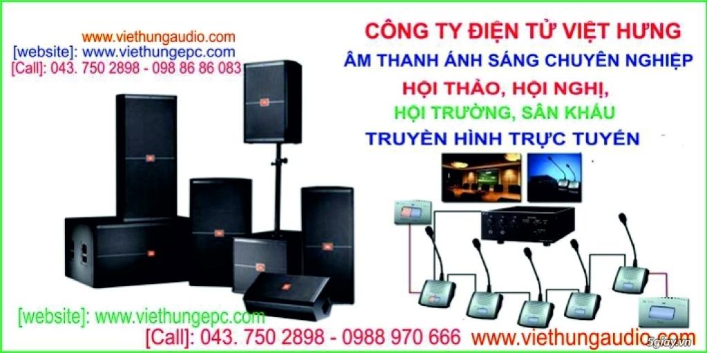 Khối điều chế và công suất cao tần - Việt Hưng Audio