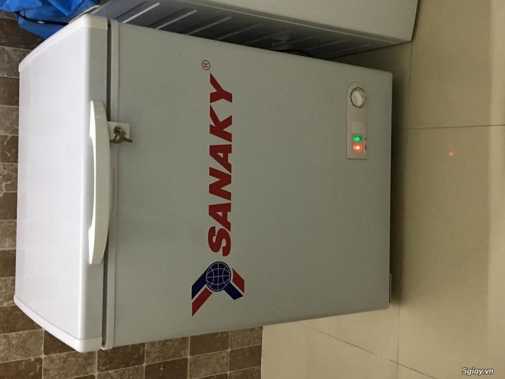 Thanh lý tủ đông Sanaky 100 lit (mới xài 2 tháng) - 2