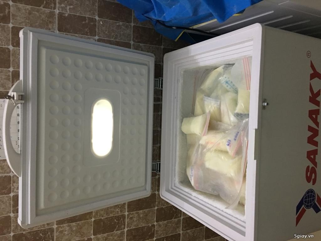 Thanh lý tủ đông Sanaky 100 lit (mới xài 2 tháng) - 3