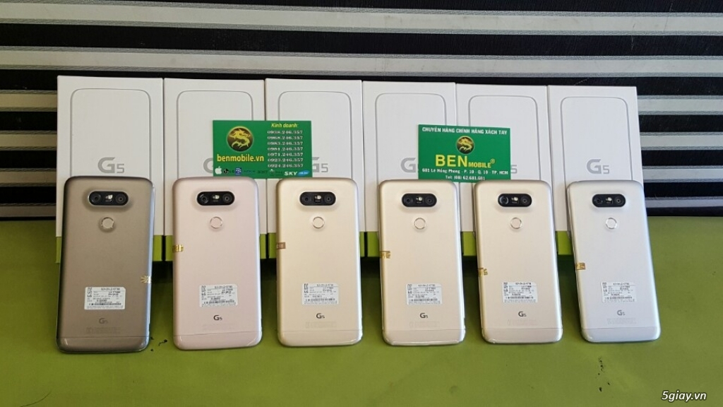 BENMOBILE Chuyên Sỉ Lẻ SMARTPHONE GIÁ TỐT NHẤT THỊ TRƯỜNG!!! IPHONE-IPAD-SAMSUNG-LG-HTC-SONY - 27