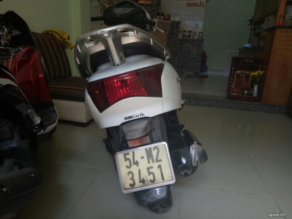 Honda SCR - 4