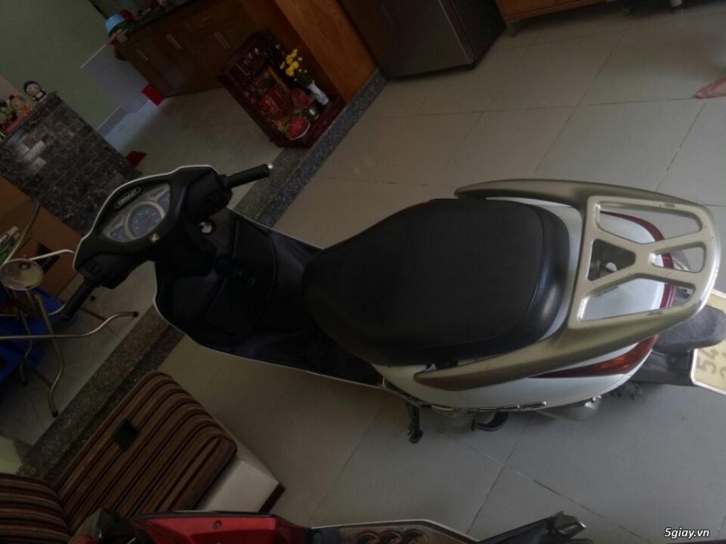 Honda SCR - 5