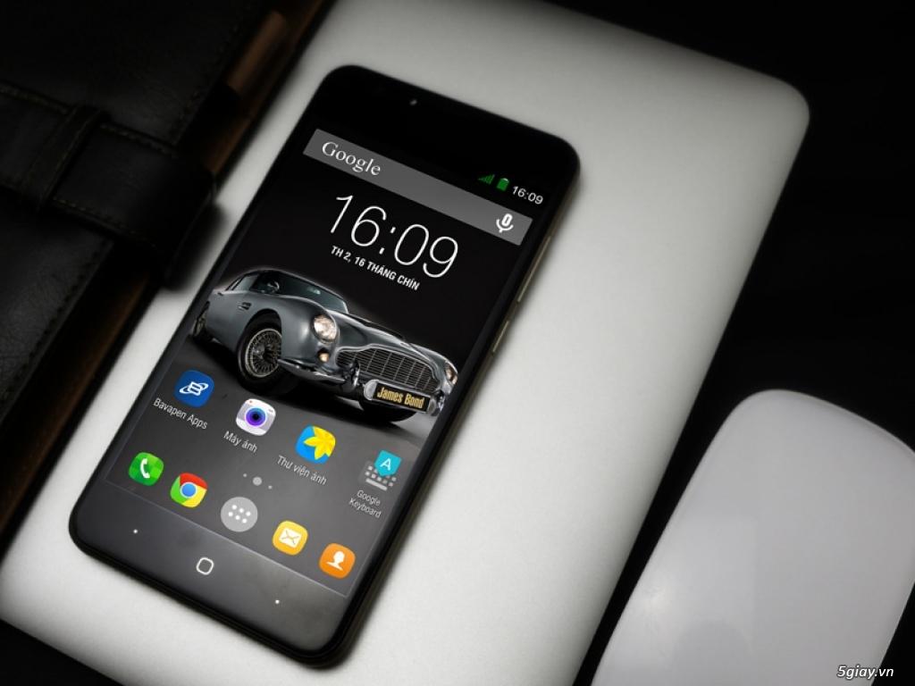 Smartphone Bavapen James Bond thiết kế đẹp giá 3,6 triệu