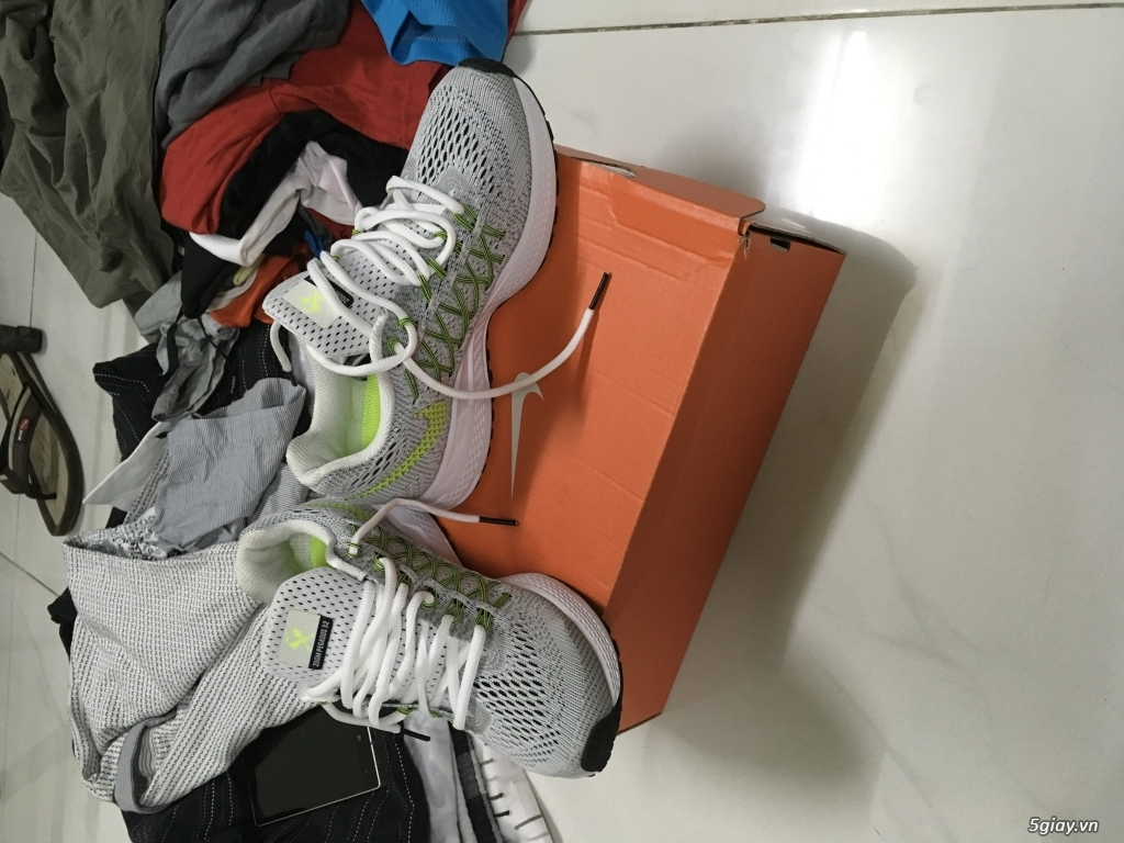 Bán giày Nike Air Zoom Pegasus 32 new 100% . Giày Si Kappa 97% giá rẻ - 1