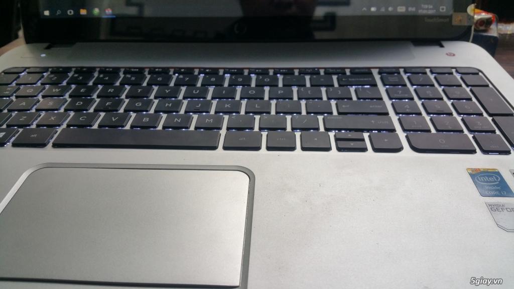 Laptop HP Envy TS 15T Notebook PC - 6