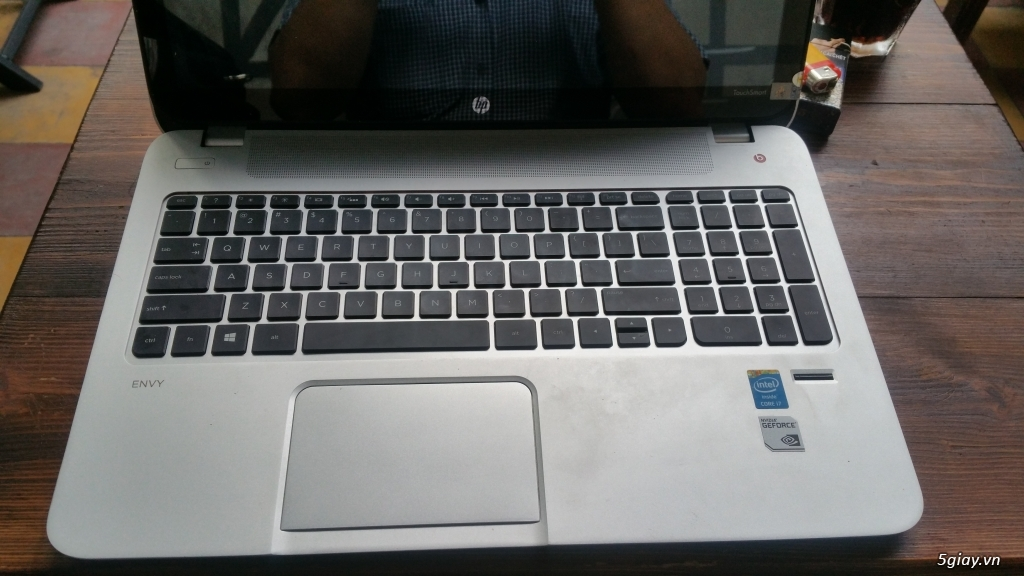Laptop HP Envy TS 15T Notebook PC - 3