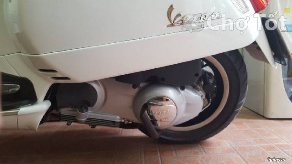Piaggio GTS 250 cc - 3