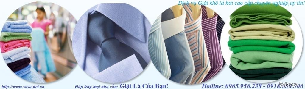Giặt là cao cấp tại Hà Nội - SASA Clean – SASA Thăng Long - 5