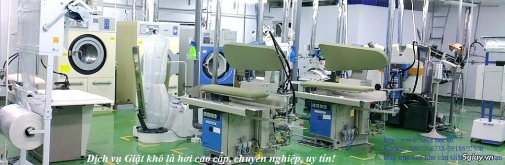 Giặt là cao cấp tại Hà Nội - SASA Clean – SASA Thăng Long - 6