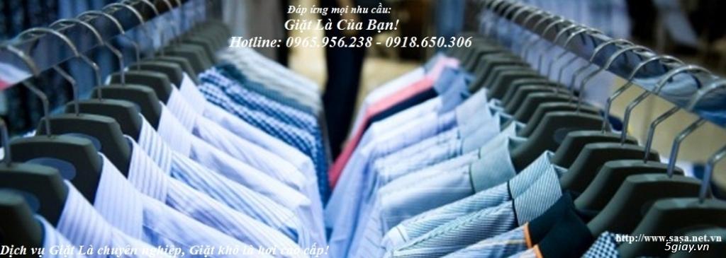 Giặt là cao cấp tại Hà Nội - SASA Clean – SASA Thăng Long - 1