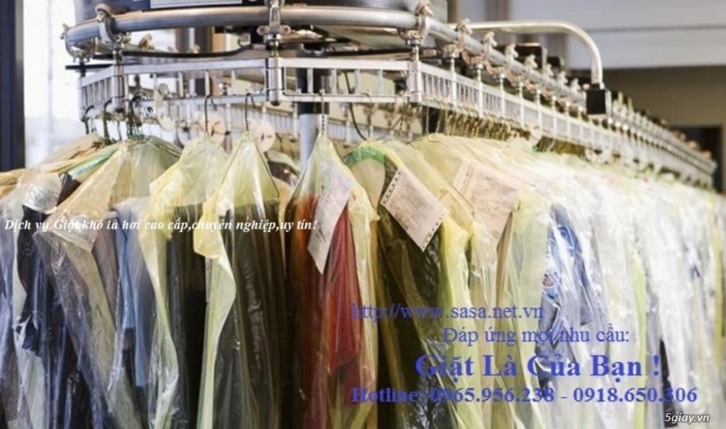 Giặt là cao cấp tại Hà Nội - SASA Clean – SASA Thăng Long - 2