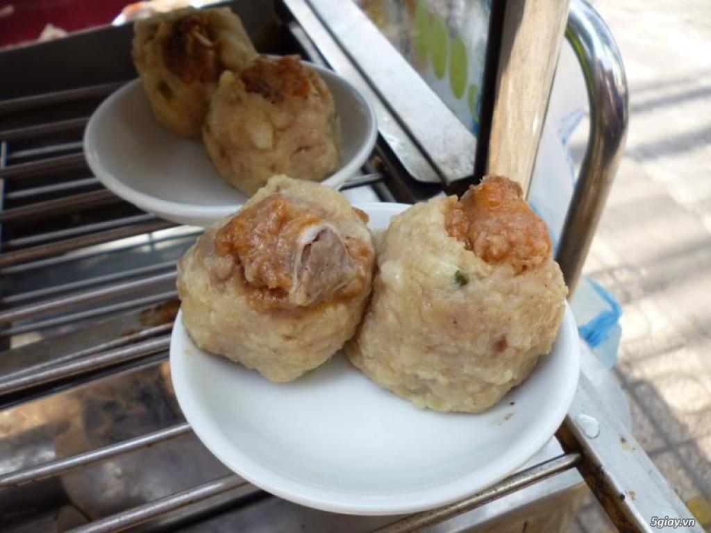 Bánh bao - Há cảo - Xíu  Mại - 12