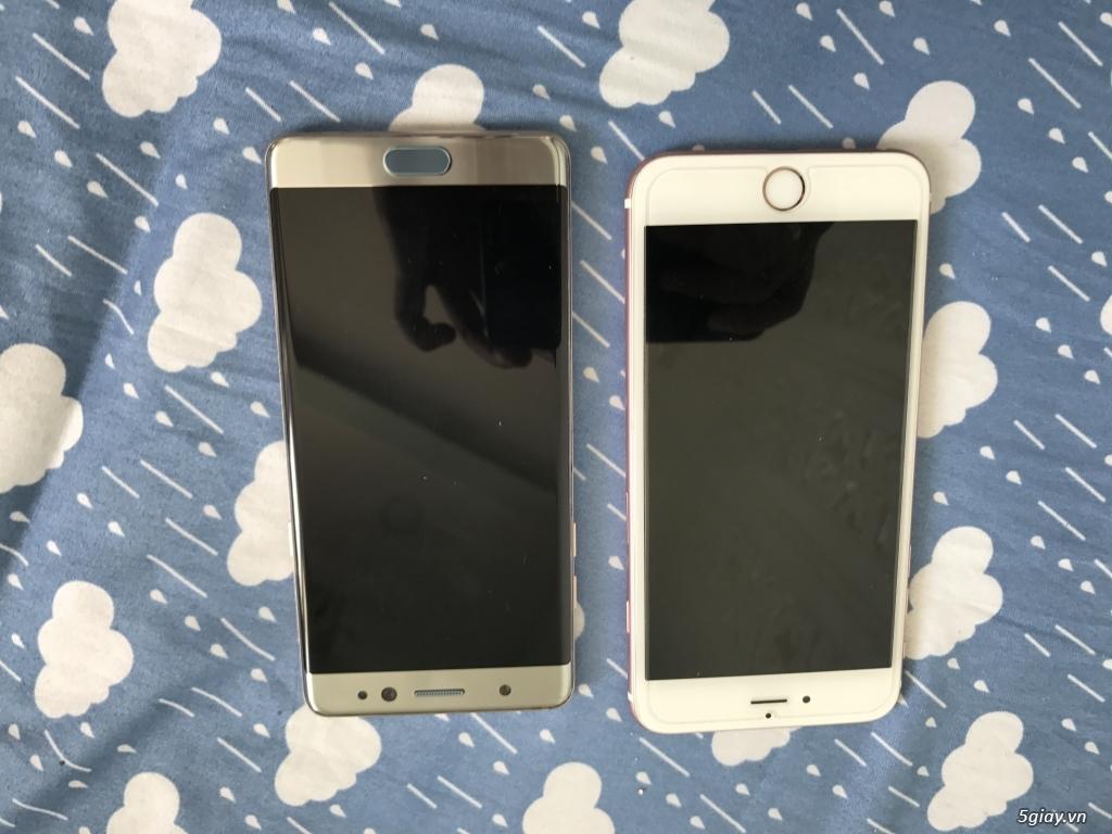 iPhone 6s Plus 16gb rose gold- bán nhanh giá 7200k