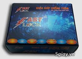 Fast Lock Plus tự nhận xe . tìm xe trong bãi 50m . chống cướp
