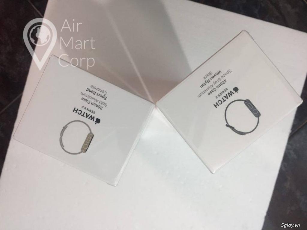 [Giá sốc] Apple Watch series 2 42mm & 38mm - 4