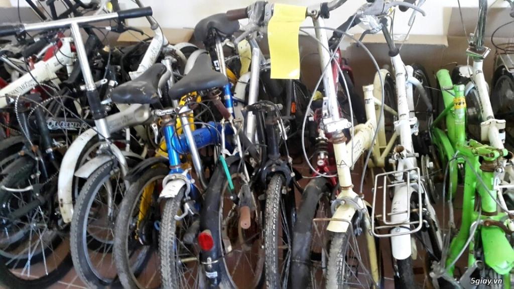 Dzuong's Bikes - Chuyên bán sỉ và lẻ xe đạp sườn xếp hàng bãi Nhật - 1