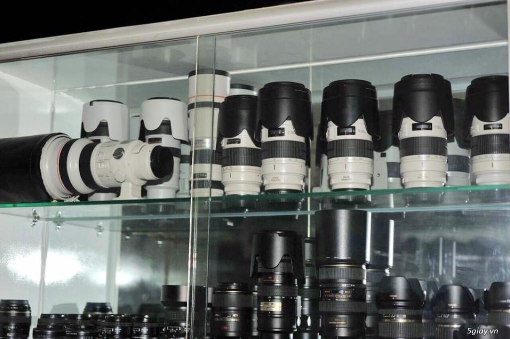 1 Dàn Lens Canon-Nikon-Sony- Panasonic-Olympus-Pentax-Minolta - 1