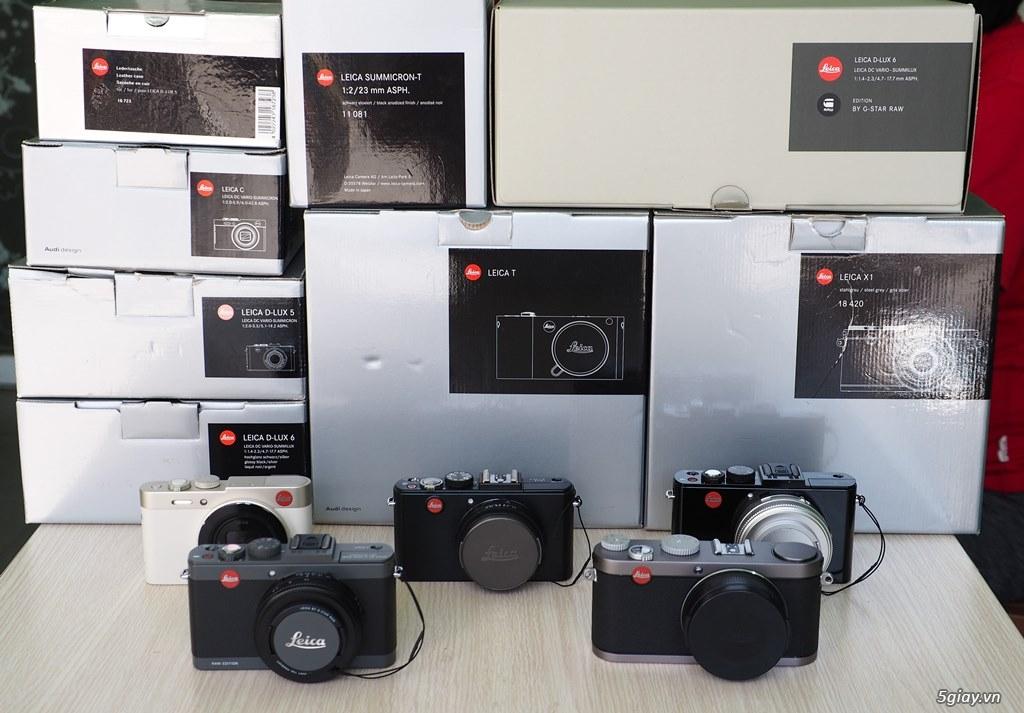 [LP Digital] - Bán vài chiếc máy ảnh Leica tuyệt đẹp - 1