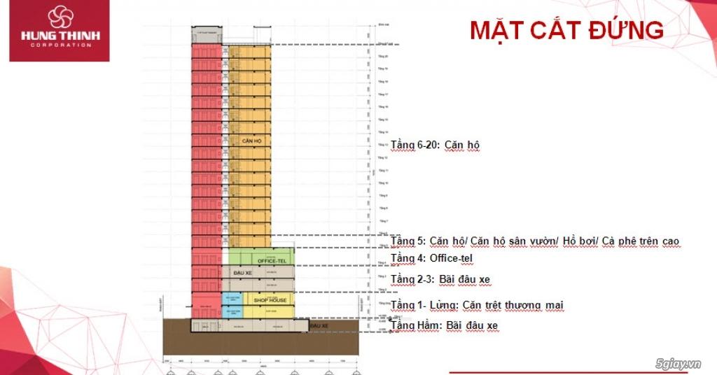 CHCC 5 sao vị trí đẹp NT hoàn thiện góp k lãi suất đầu tư sinh lời cao - 7
