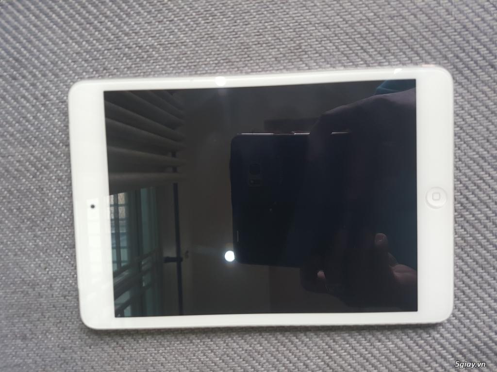 Ipad mini 2 4G 16GB màu trắng giá rẽ