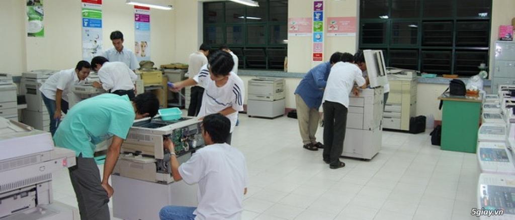 Tuyển đào tạo học viên sửa máy photocopy máy in