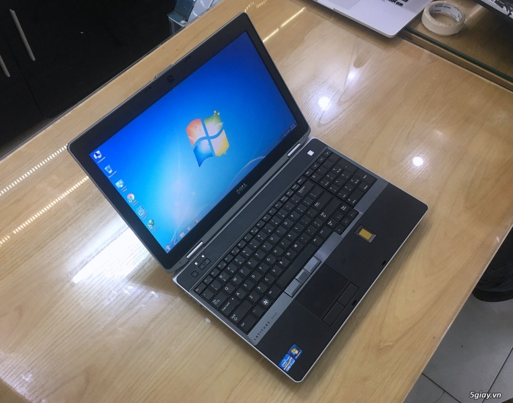 Dell E6530 i7 3520M/Ram 4Gb /320Gb máy nhập MỸ màn Full