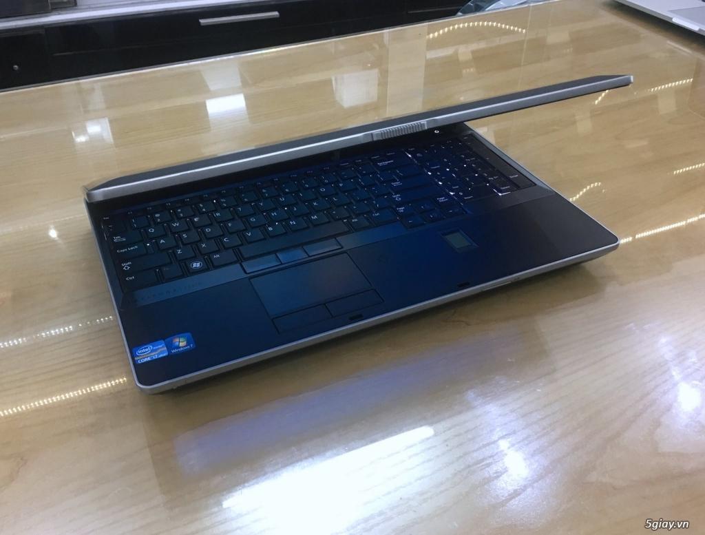 Dell E6530 i7 3520M/Ram 4Gb /320Gb máy nhập MỸ màn Full - 2