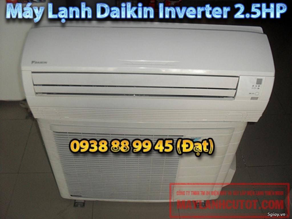 Máy Lạnh Cũ Daikin Inverter Giá Rẻ - 3