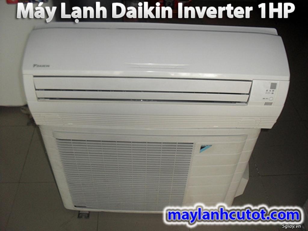 Máy Lạnh Cũ Daikin Inverter Giá Rẻ
