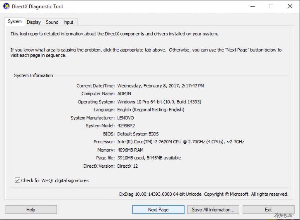 Lenovo X220 Bios Update Windows 10