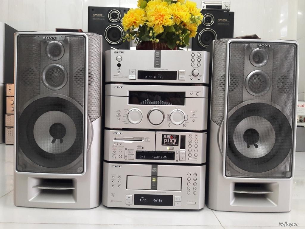 Dàn âm thanh cao cấp SONY MD919 made in Japan . 0908342298 zalo nhé - 5