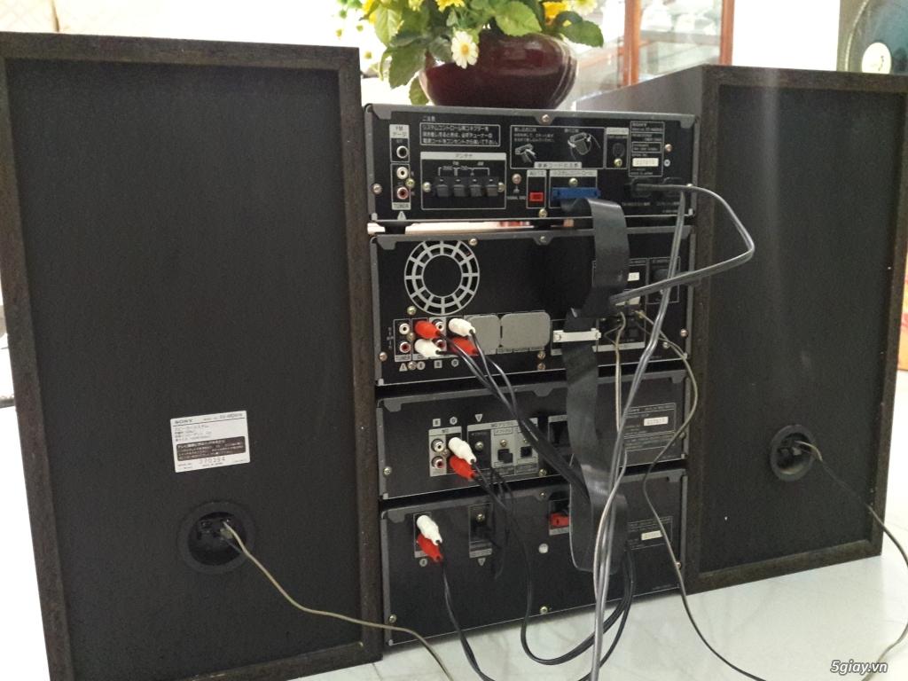 Dàn âm thanh cao cấp SONY MD919 made in Japan . 0908342298 zalo nhé - 1
