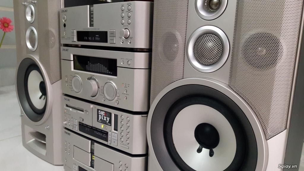 Dàn âm thanh cao cấp SONY MD919 made in Japan . 0908342298 zalo nhé - 8